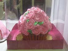 Pastel Ramo de Rosas