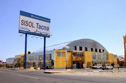 Hospital de la Solidaridad - Tacna