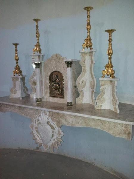 trono eucaristico - Mato Grosso do Sul - Toca de Assis