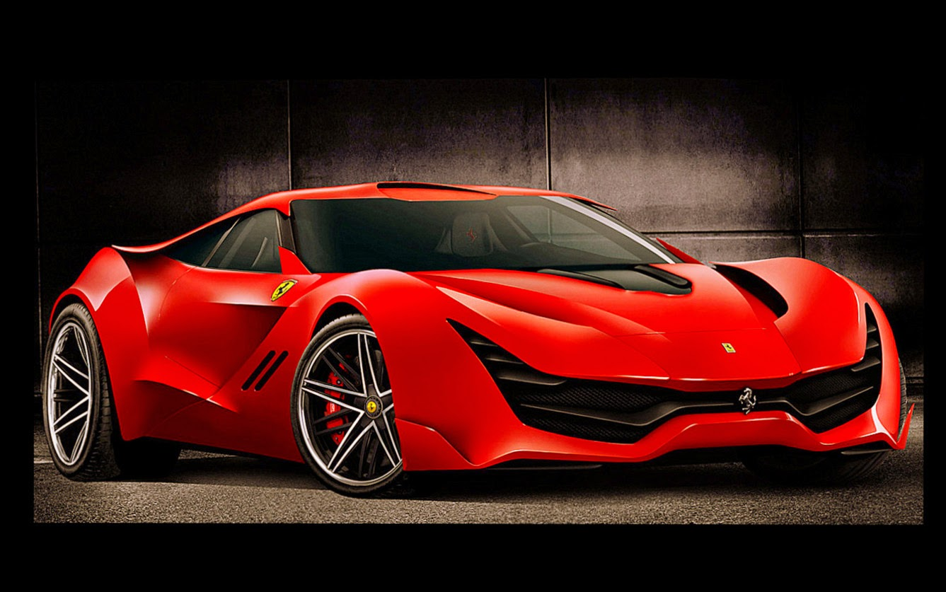 Ferrari F80 Full Hd Wallpaper Galery Car Wallpaper