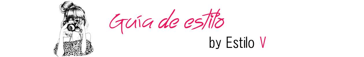 Guía de Estilo by Estilo V