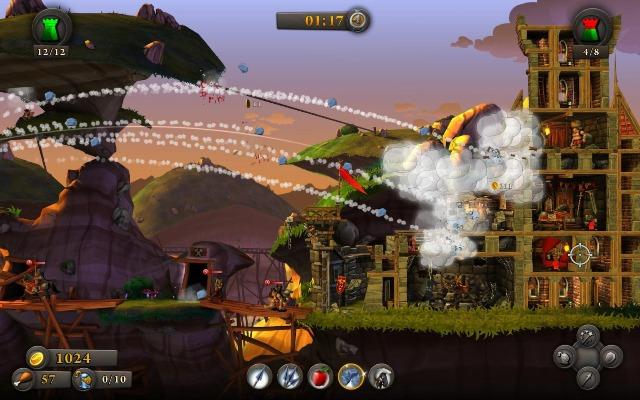 CastleStorm PC Games Gameplay
