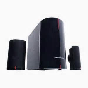 Speaker Simbadda CST 6300N - Hitam