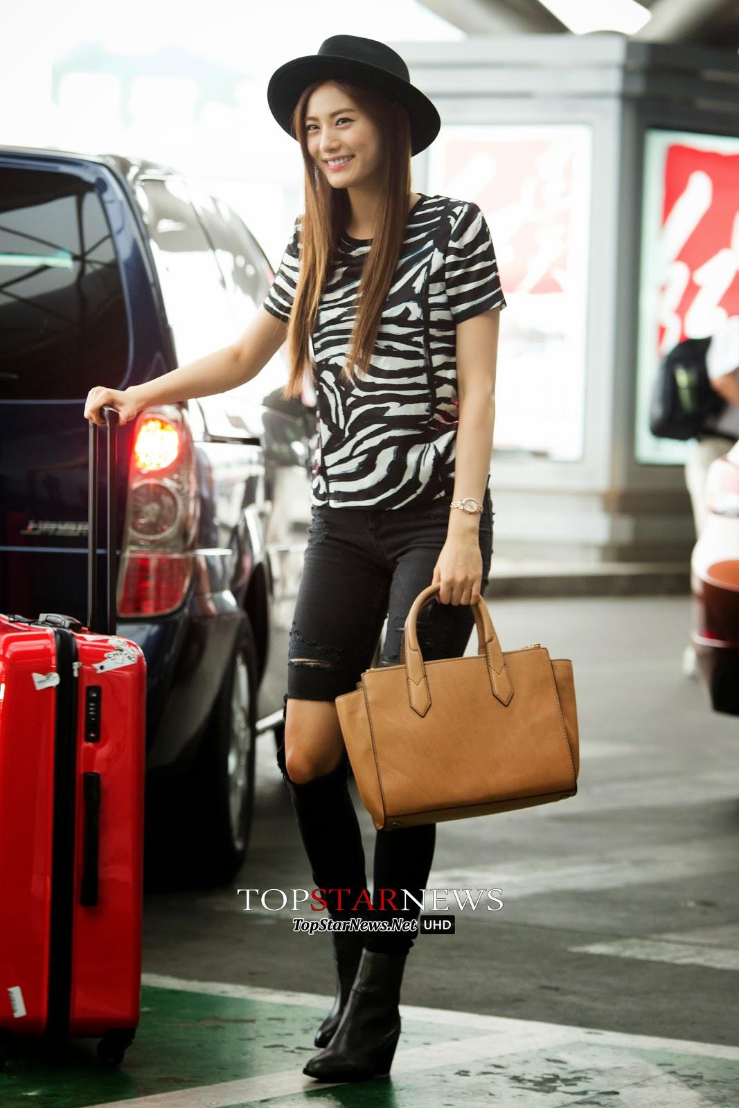 NaNa, Perfect body of supermodel in Korea     Impersonala