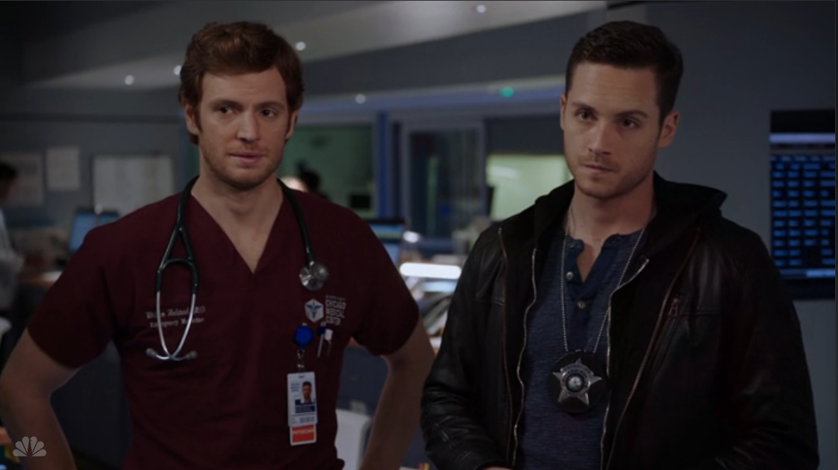 Chicago Med Saints Review