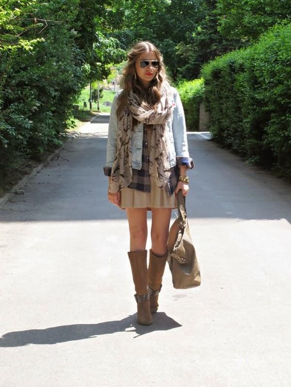 Fabulosos vestidos y faldas casuales