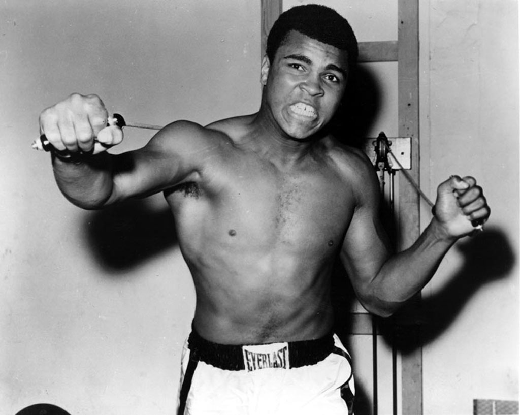 Historical wallpapers muhammad ali 1942 muhammad ali speed practice voltagebd Images