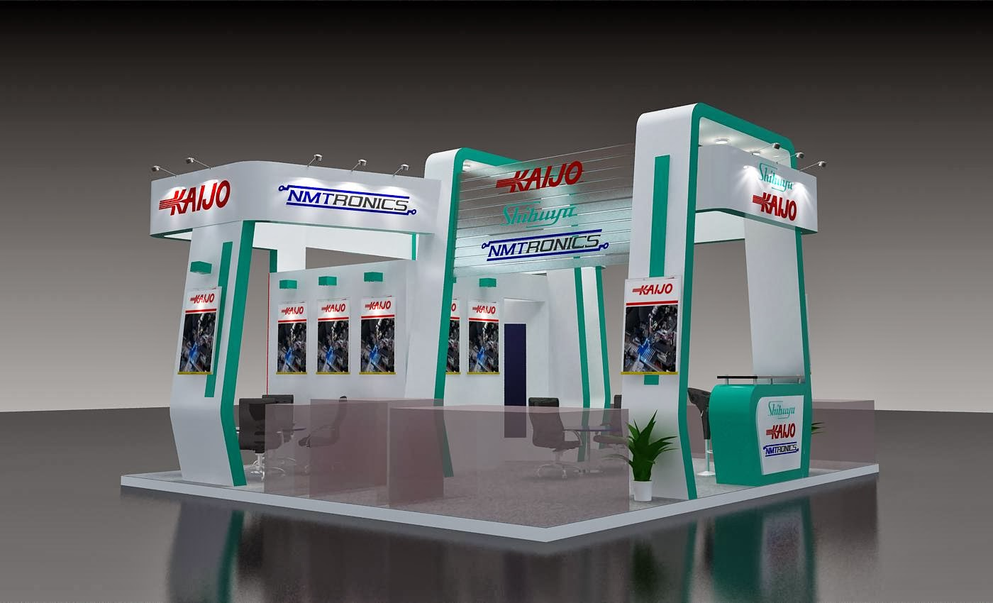 Exhibition Stand Fabrication : Stall design designers and fabricators in delhi