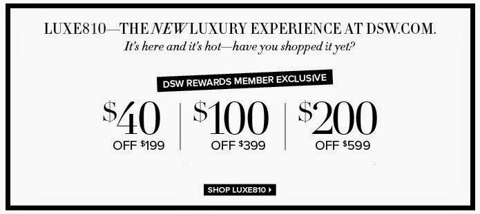 Dsw online coupon code