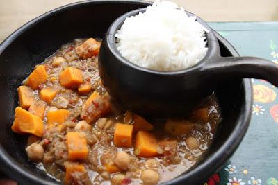 berbere lentils
