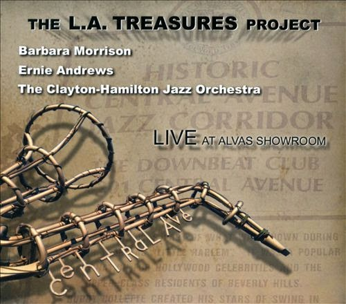 Clayton-Hamilton Jazz Orchestra, The L.A. Treasures Project