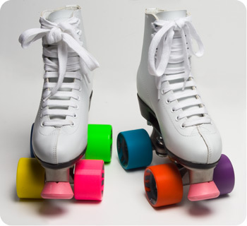 roller skating