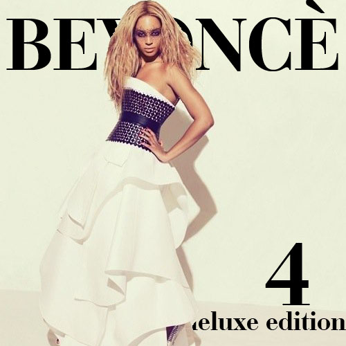 Beyoncé Deluxe Beyoncé: Spot On The Covers!: Beyoncé