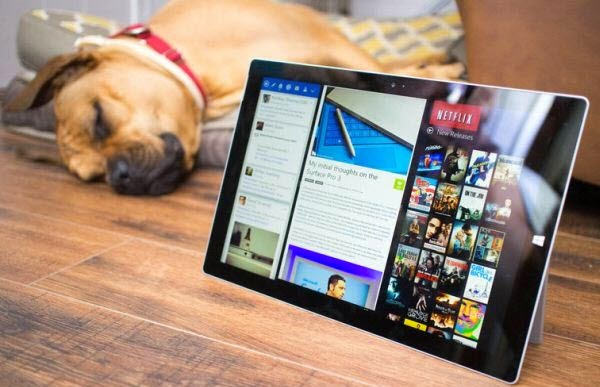 Surface Pro 3 is looking to be Windows 10