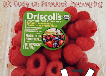 Driscoll's QR Code Marketing