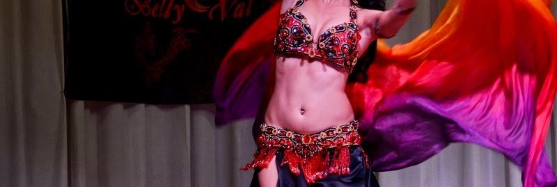 clases danza oriental sevilla