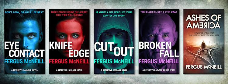 Fergus McNeill  |  Author Blog