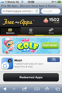 Sponsor Apps MyFreeApps