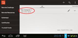 Cara Remote Komputer Dengan Menggunakan Android