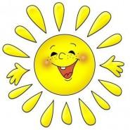 картинки солнышко радостное
