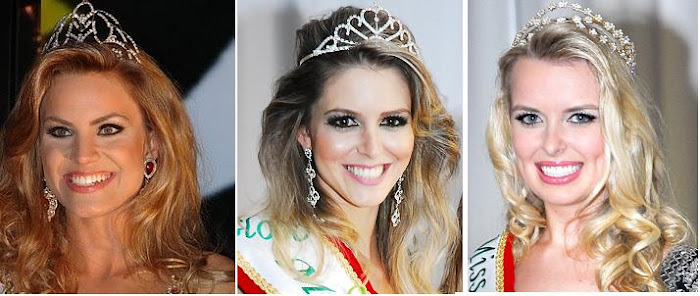 MISSES SANTA CATARINA 2011