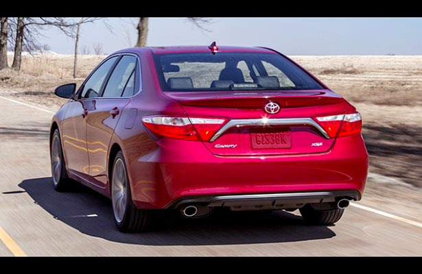 toyota camry pictures 2015