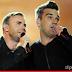 2/5 de Take That | Robbie Williams e Gary Barlow lançam novos discos