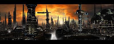 Frank Harris 2120 Future City