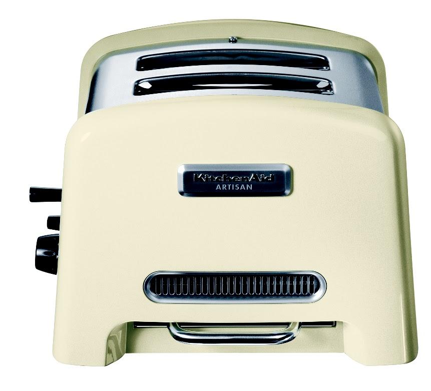 Cf 39 s family tester tostapane artisan di kitchenaid for Pane con kitchenaid