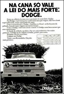 Dodge, Chrysler, brazilian advertising cars in the 70s; os anos 70; história da década de 70; Brazil in the 70s; propaganda carros anos 70; Oswaldo Hernandez;