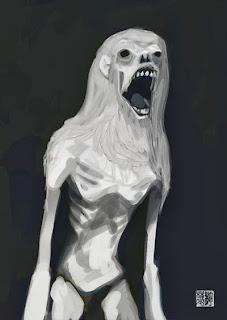wendigo, entidade sobrenatural, lendas indígenas, paranormal, medo, terror, mitos, histórias