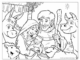 Dltk Kids Bible Coloring Pages