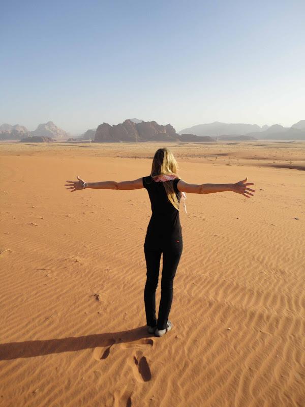 Wadi Rum: Campamento Hillawi