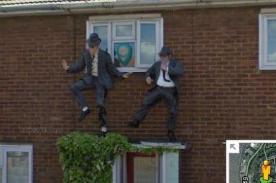 dos hombre en traje