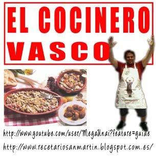 El Cocinero Vasco