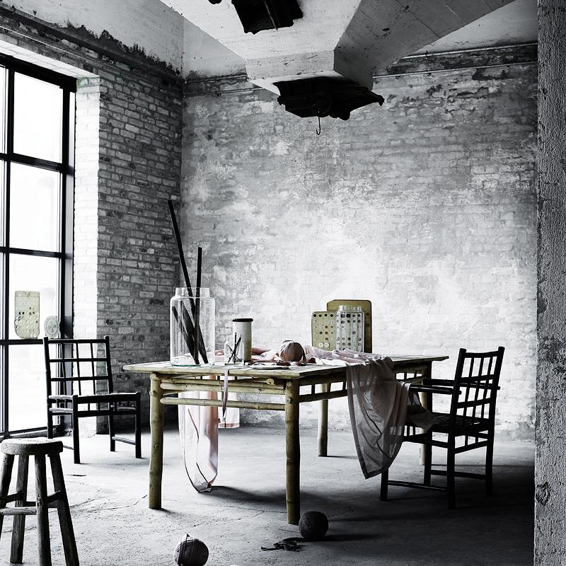 home nord tine k bambu. Black Bedroom Furniture Sets. Home Design Ideas