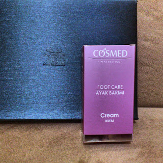 cosmed foot care