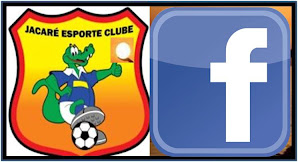 Siga o Facebook do Clube