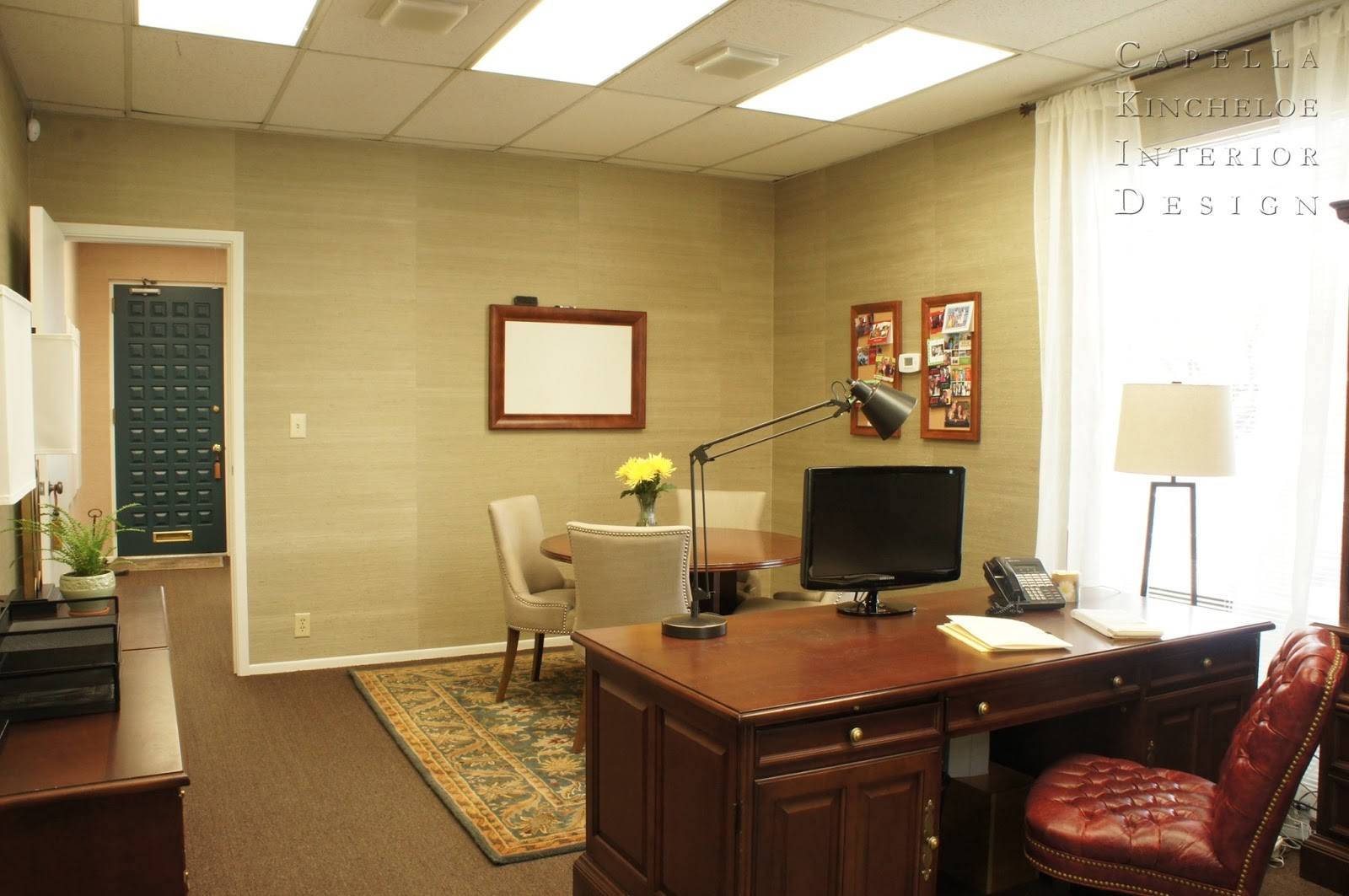Cool Professional Office Decorating Ideas Pictures To Pin On Pinterest