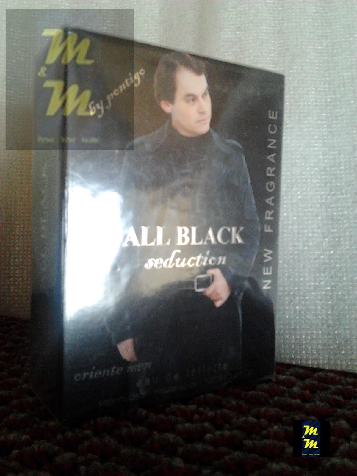 perfume all black seduction