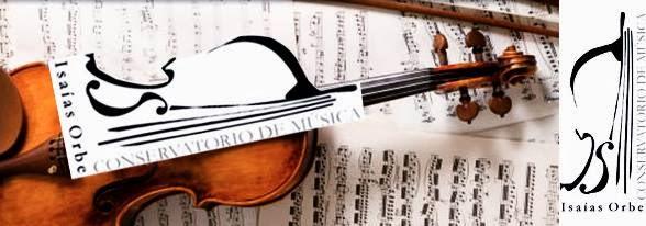 "Conservatorio de Música ""Isaías Orbe"""