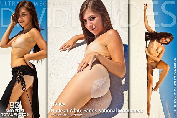 Dpxbvid-Nudeh 2012-12-12 Honey - Nude At White Sands National Monument Pack 2 06270