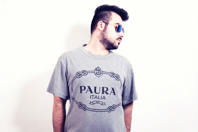 Guy Overboard, fashion blogger uomo, Outfit, Paura