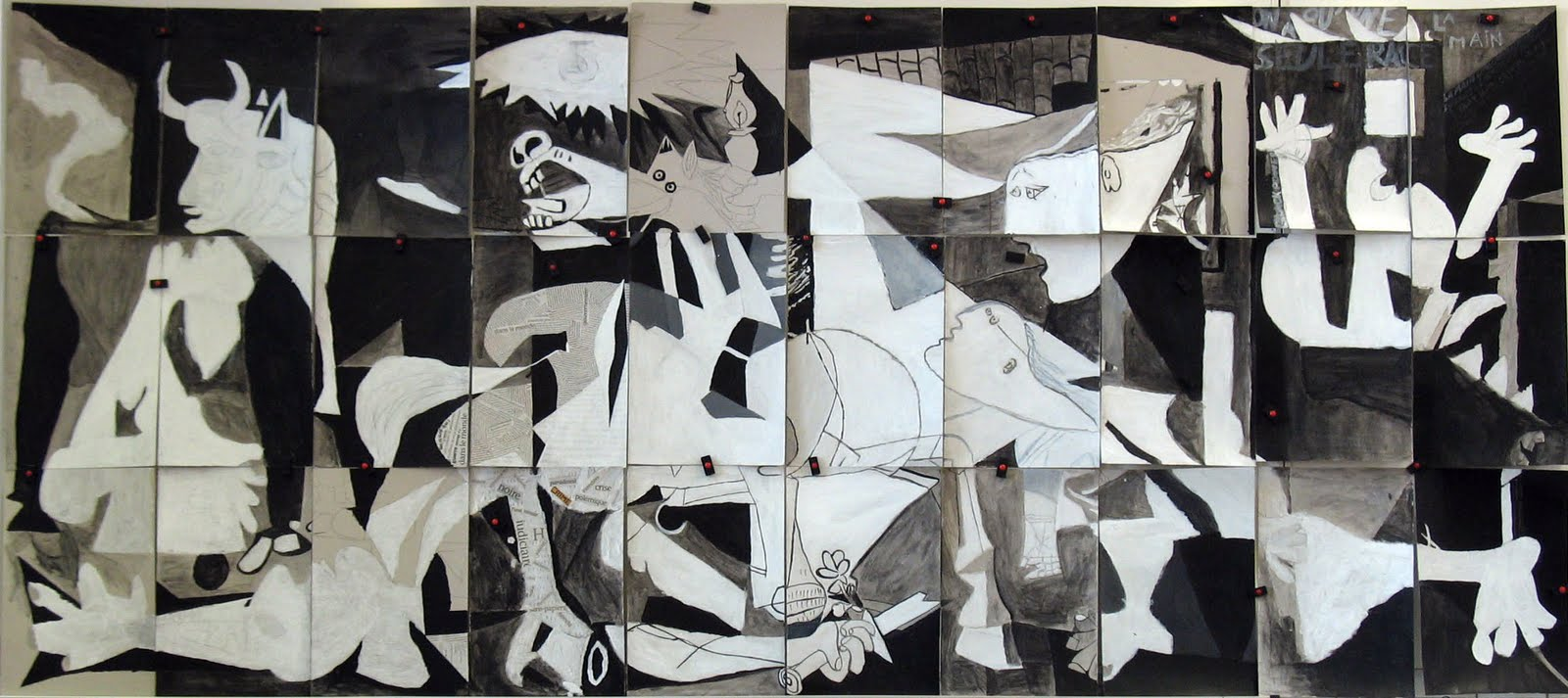 guernica picasso analysis interpretation art encyclopedia
