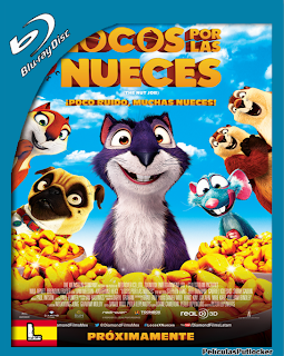 Locos Por Las Nueces [BrRip 720p][Latino][FD-SD-MG]