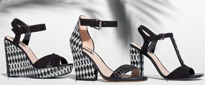 Arezzo sandálias plataforma B&P coleção Cruise Collection verão 2014