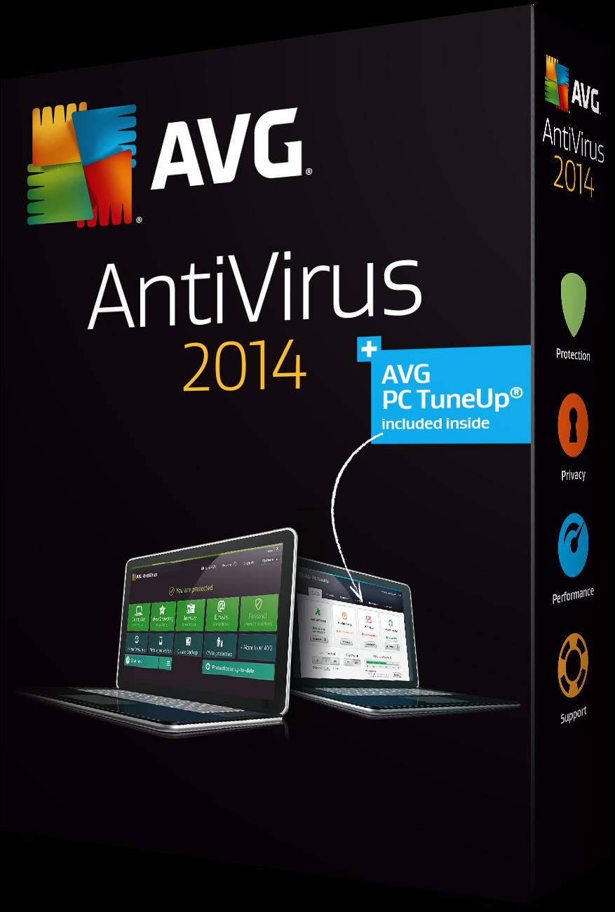 AVG Free Edition 2014 0.4714 (32bit)