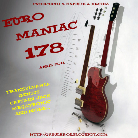 Euro Maniac Vol 178