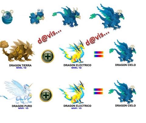 Como obtener Dragón Cielo