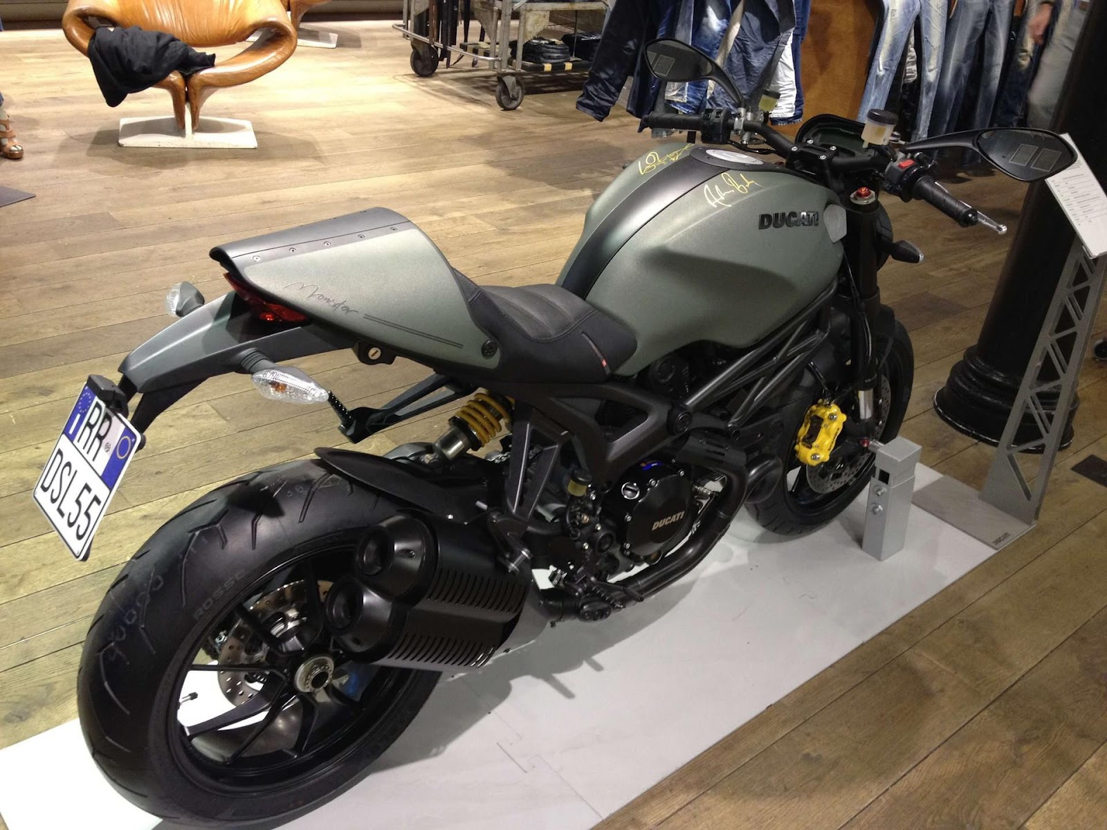 Ducati Monster Diesel For Sale
